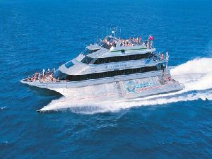 Day Cruise on Quick Silver - Cruise and Yacht Charter