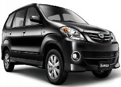 Toyota Avanza - Car Rental - with Driver
